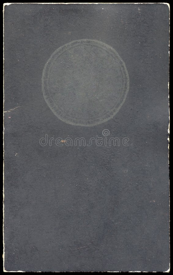 Free Front Cover Of An Old Booklet Stock Image - 506571