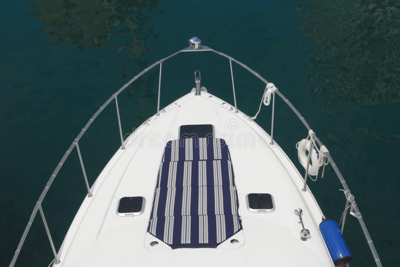 Download Front deck stock image. Image of deck, summer, water, expensive - 9978271
