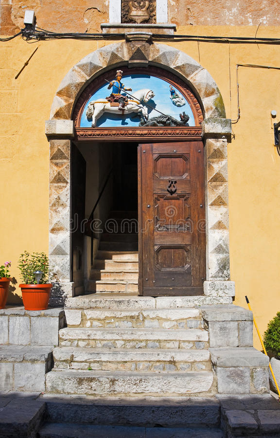 Download Front Door Royalty Free Stock Photos - Image: 17000918