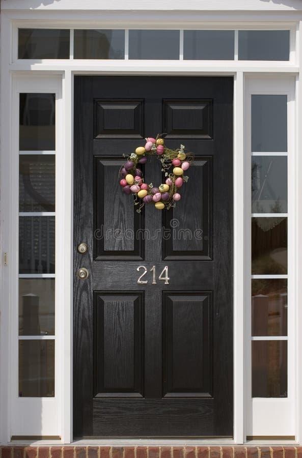 Free Front Door Royalty Free Stock Photo - 2168415