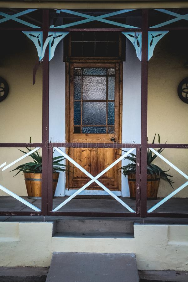 Good Download Front Door In Prince Albert Stock Photo   Image Of Architecture,  Rural: 103130646