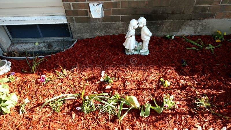 Front Garden-de beeld 5 Zomer van 2016 royalty-vrije stock afbeelding