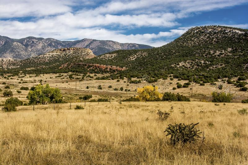 Front Range Foothills royalty free stock images