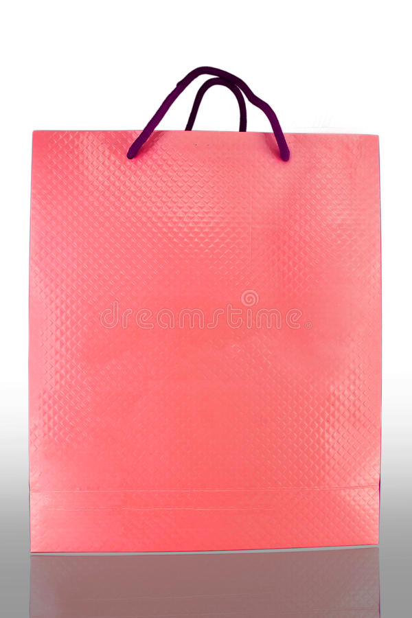 Download Front of red paper Bag stock image. Image of natural - 22308715
