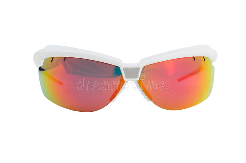 Download Front sport sunglasses stock image. Image of sunglasses - 28096869