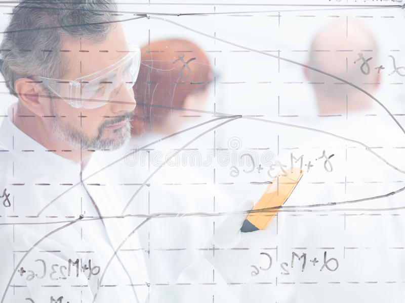 Download Front Of A Transparent Board Stock Image - Image: 31258347