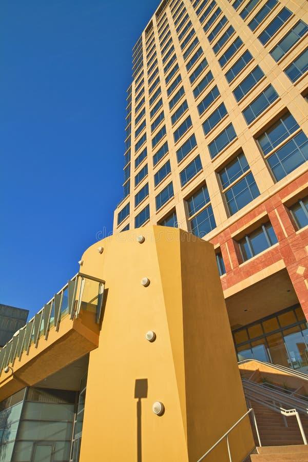 Frontage do edifício fotos de stock royalty free