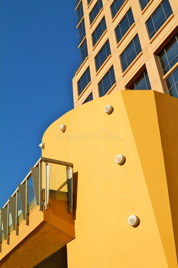 Frontage do edifício - CloseUp01 imagem de stock