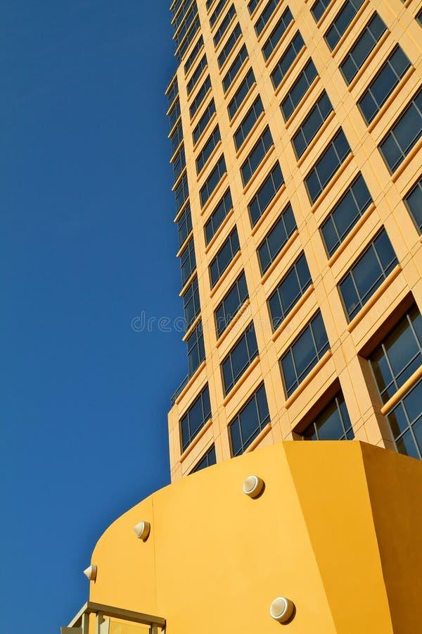 Frontage do edifício - CloseUp02 fotografia de stock royalty free