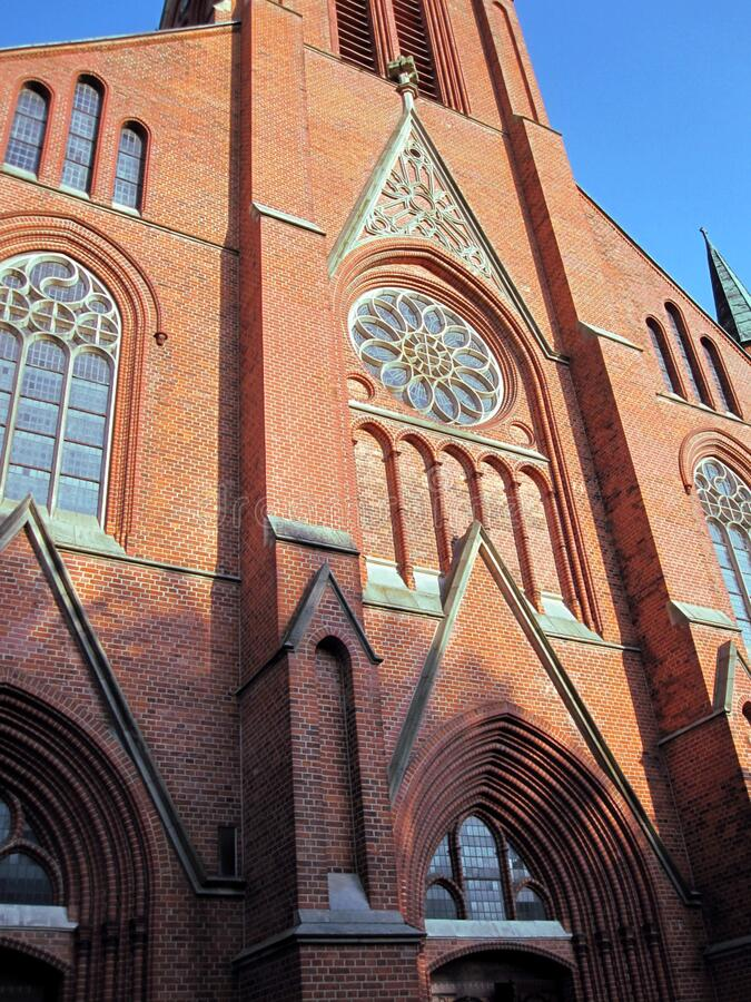 Frontal Church Free Public Domain Cc0 Image