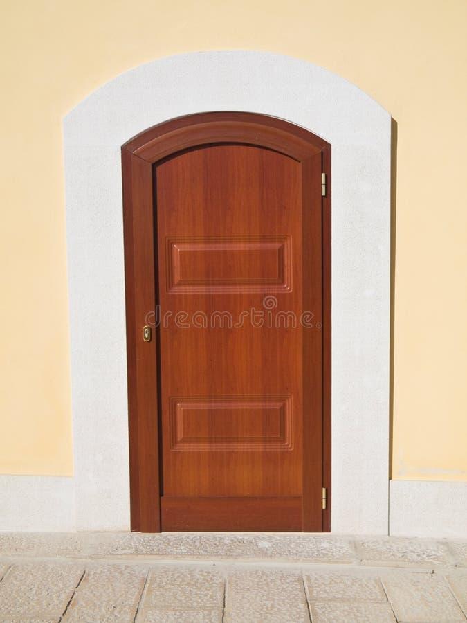 Frontdoor. fotografia de stock