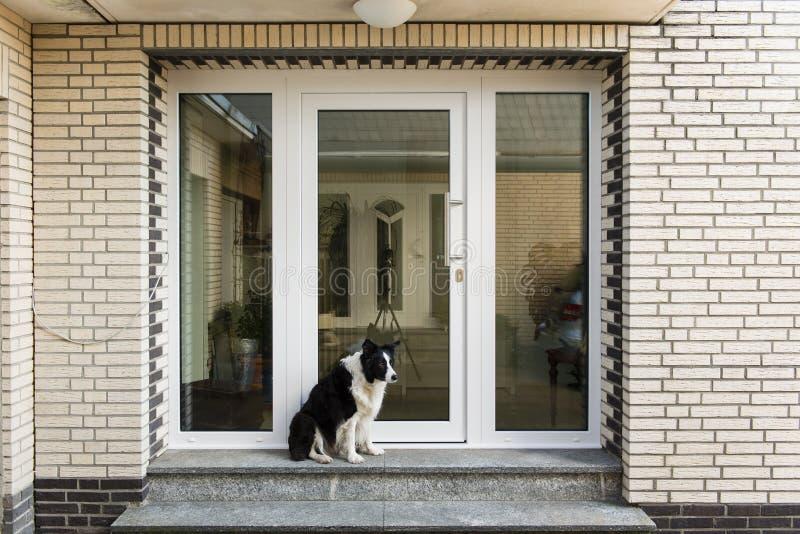 Frontdoor fotografia stock libera da diritti