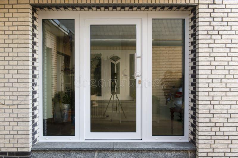 Download Frontdoor stock image. Image of insulation, reconstruction - 37906243