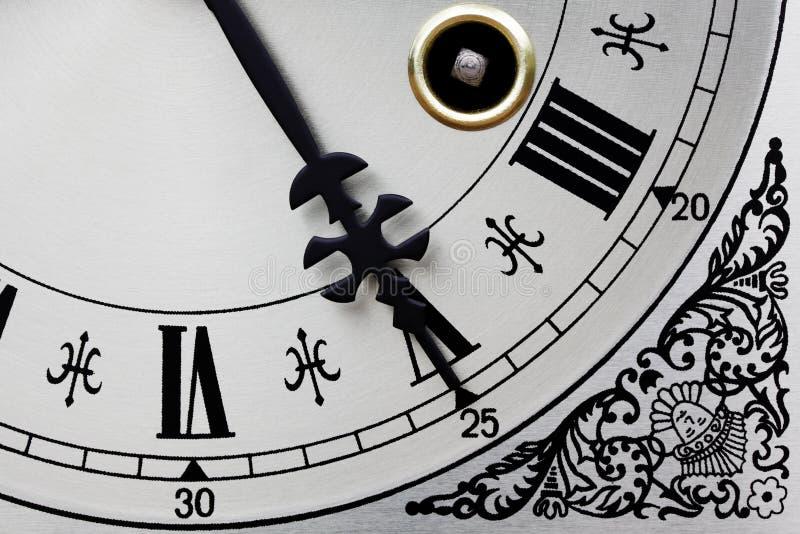 Download Fronte di orologio. immagine stock. Immagine di vigilanza - 7316433