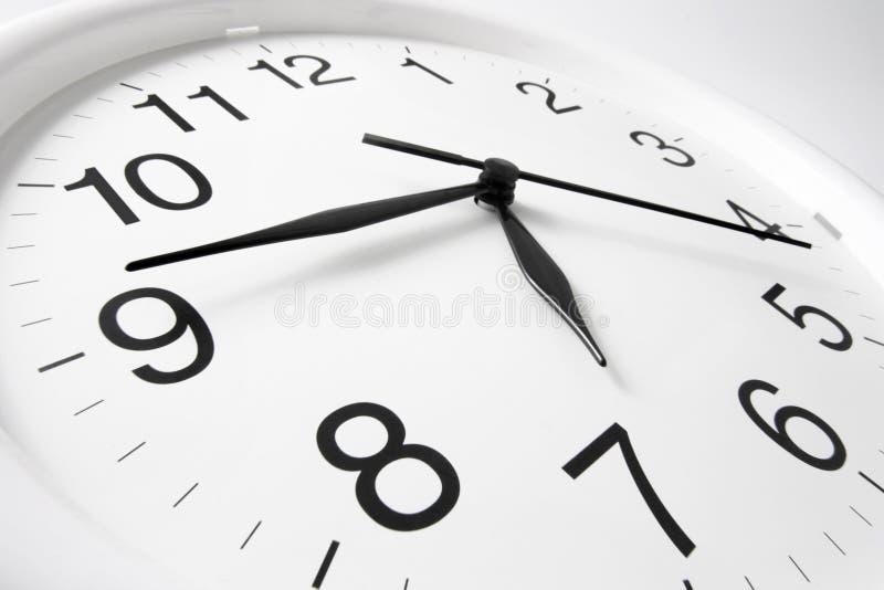 Download Fronte di orologio immagine stock. Immagine di vita, fine - 7318157