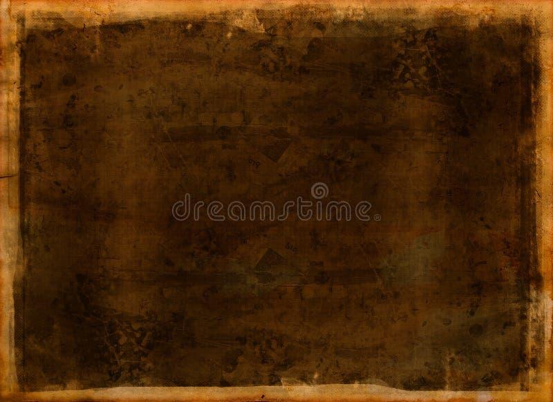 Frontera de Grunge libre illustration