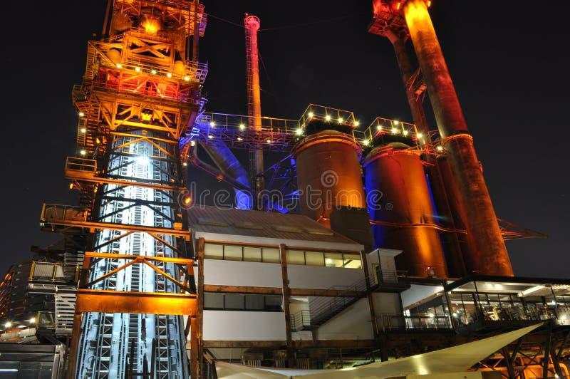 Frontface Fundidora Monterrey stockfotografie