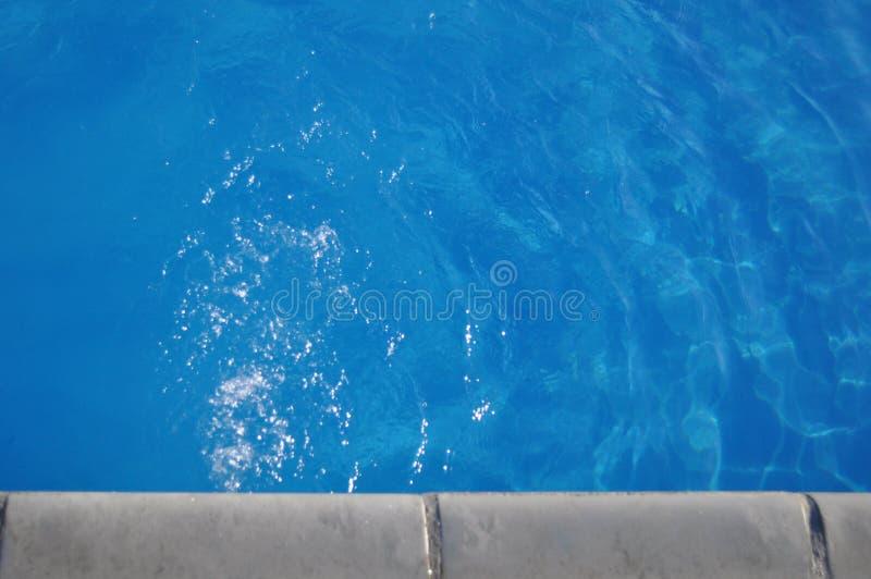 Frontière de piscine photos libres de droits