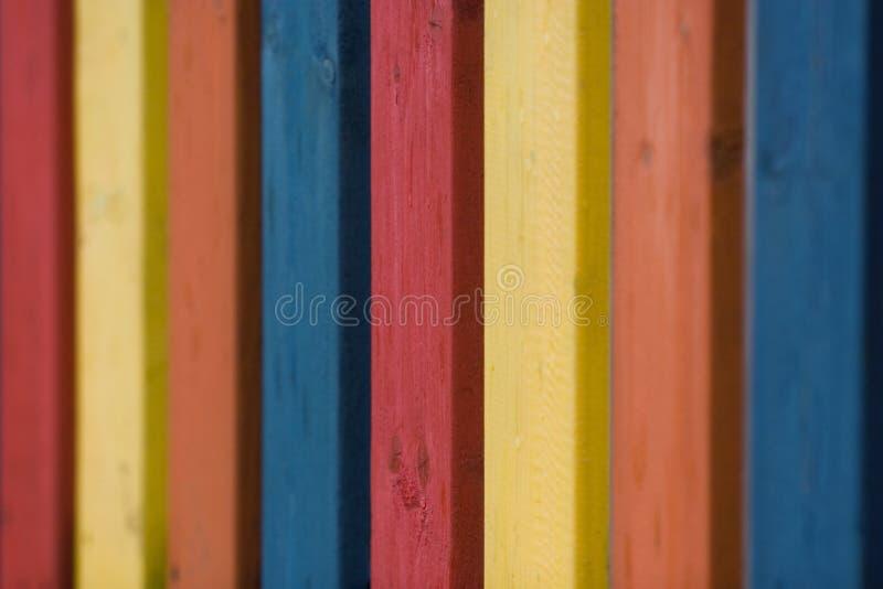 Frontière de sécurité colorée image libre de droits