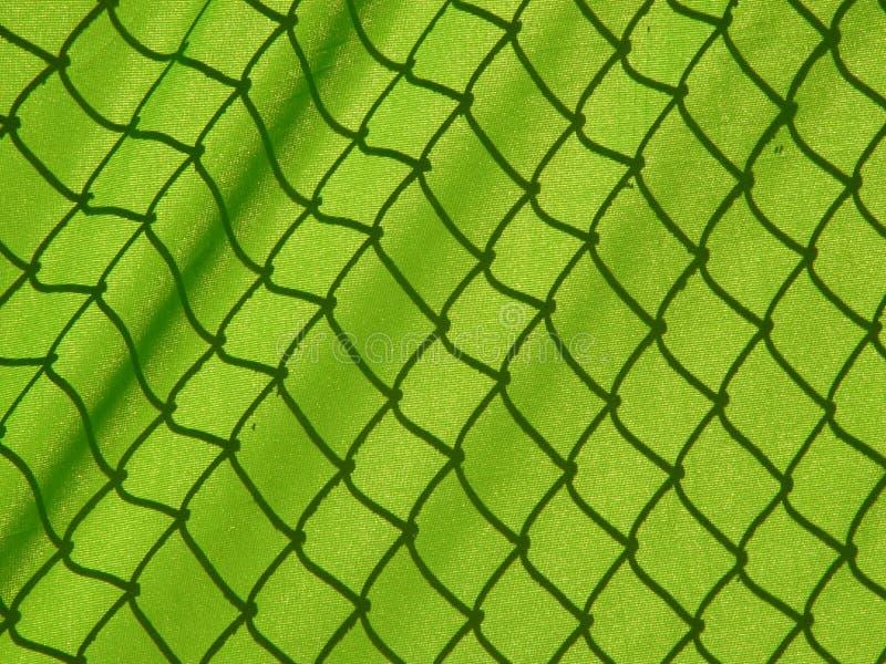 Frontière De Sécurité Couverte Photo stock