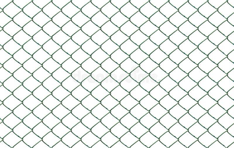 Frontière de sécurité de Chainlink sans joint photos stock