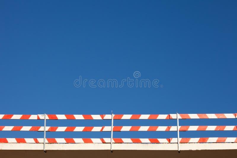 Frontière de sécurité de garantie photographie stock