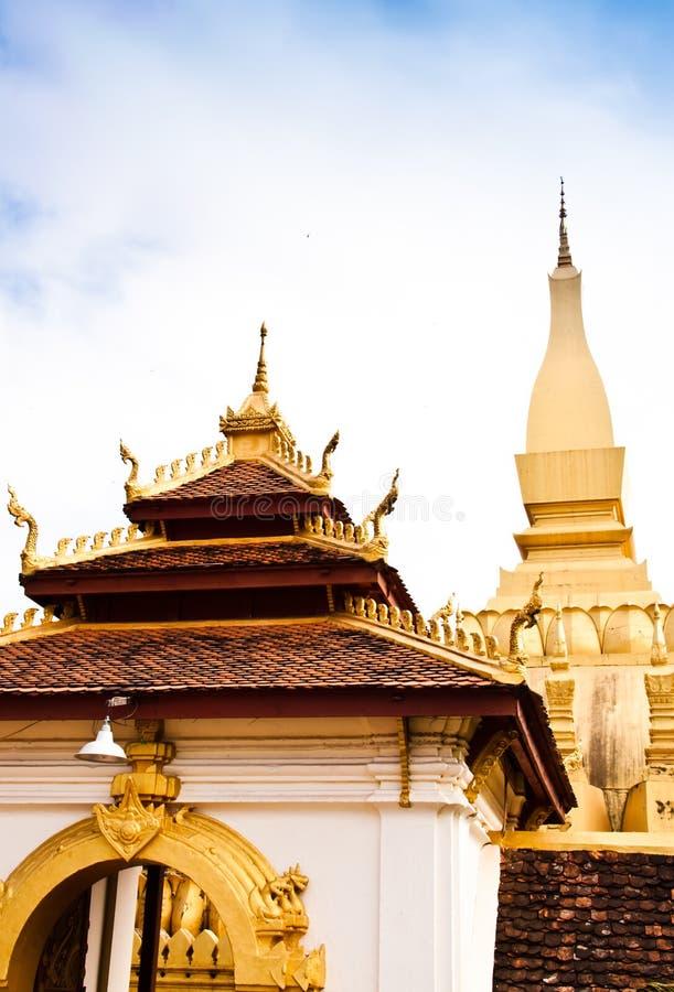 frontowa świątynia obraz royalty free