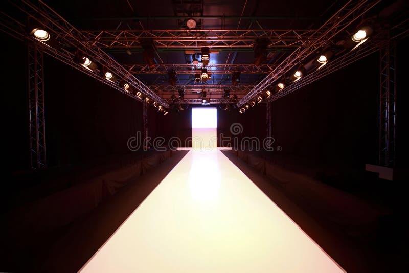 frontowy podium przedstawienie widok obrazy royalty free