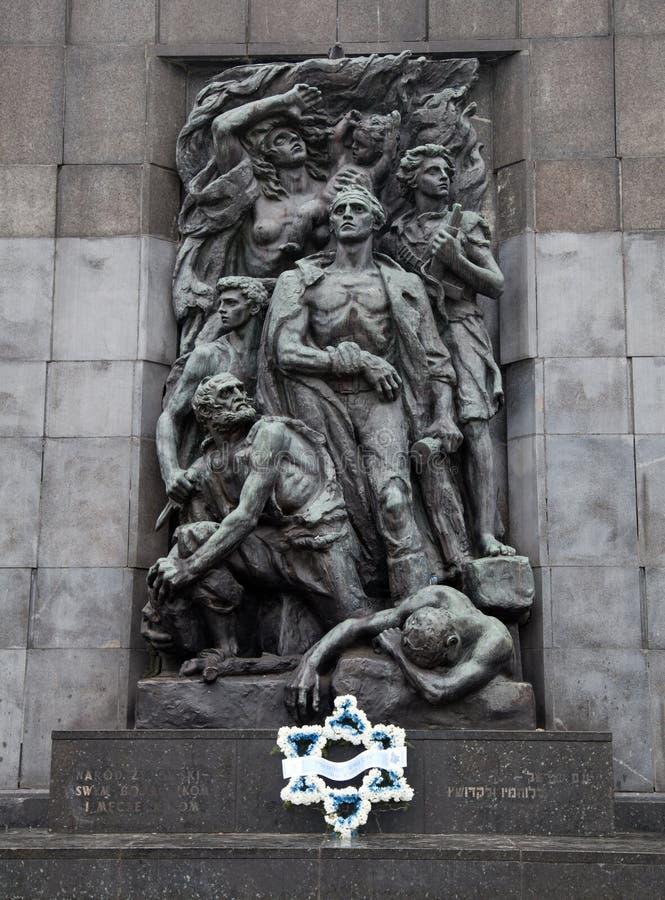 Frontseite des Denkmals lizenzfreies stockbild