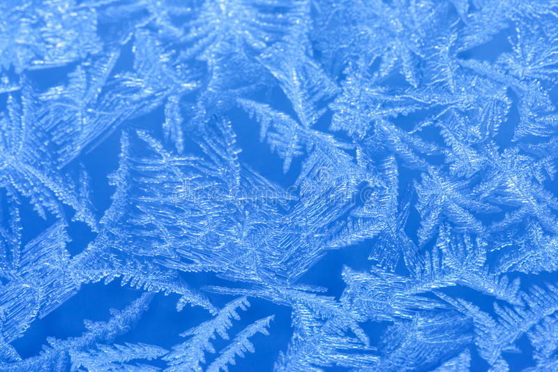 Download Frost on a window stock photo. Image of season, background - 16611704