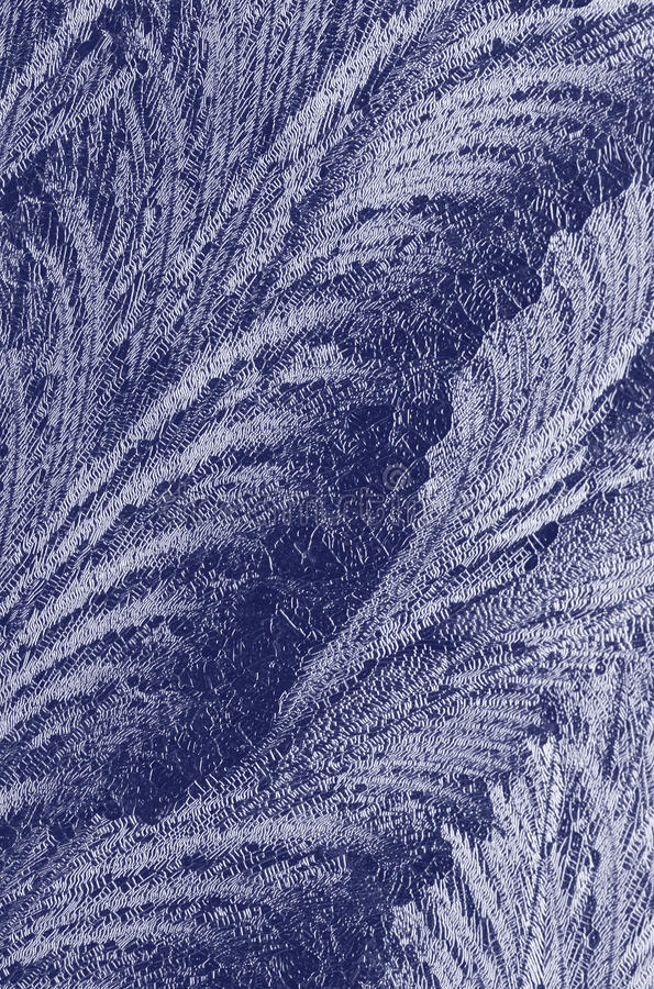 Download Frost On A Window Stock Photo - Image: 23237350