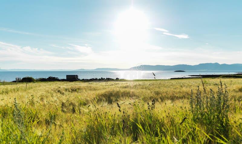 Frosta, Norvegia immagini stock libere da diritti