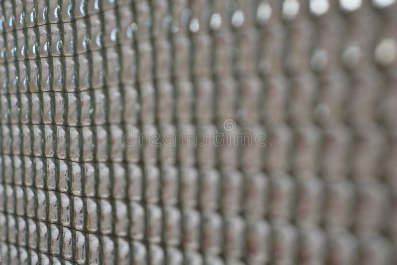 frostat exponeringsglas arkivbilder