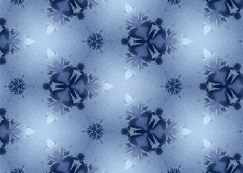 Download Frosted Snowflake Background Royalty Free Stock Images - Image: 524999