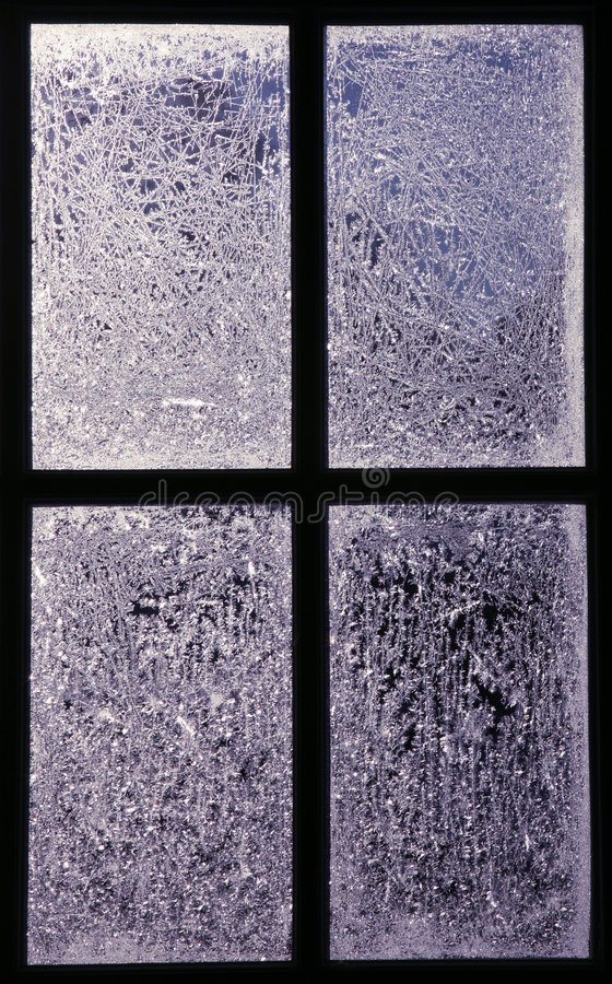 Free Frosted Window Panes Royalty Free Stock Photo - 1913425