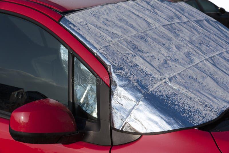 Frostschutzplan lizenzfreie stockfotos