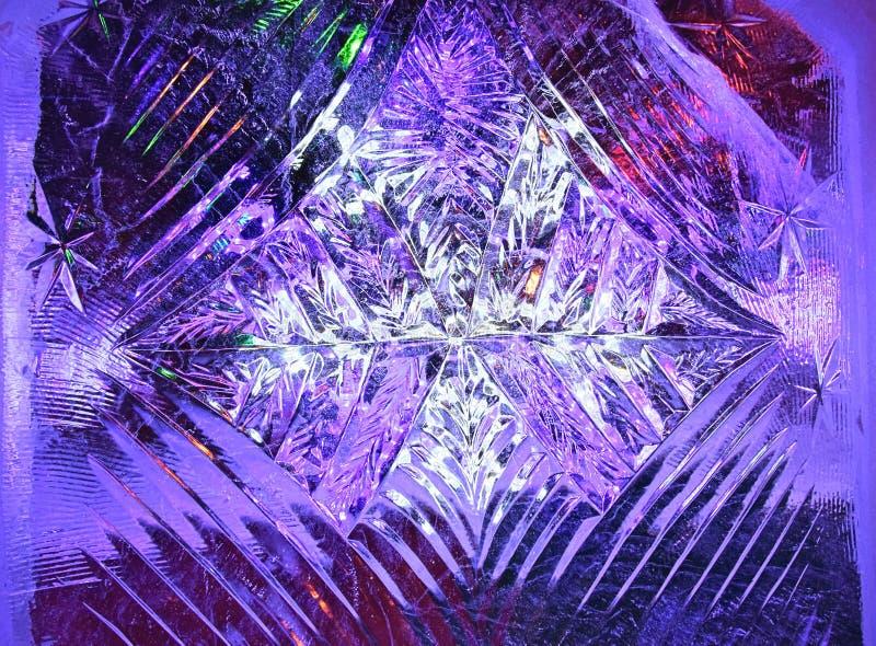 Download Frostwork arkivfoto. Bild av textur, kristall, färg - 106825786
