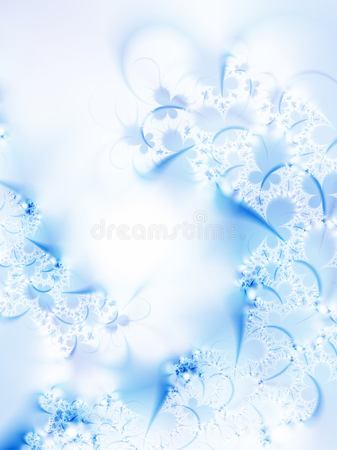frostwork иллюстрация штока