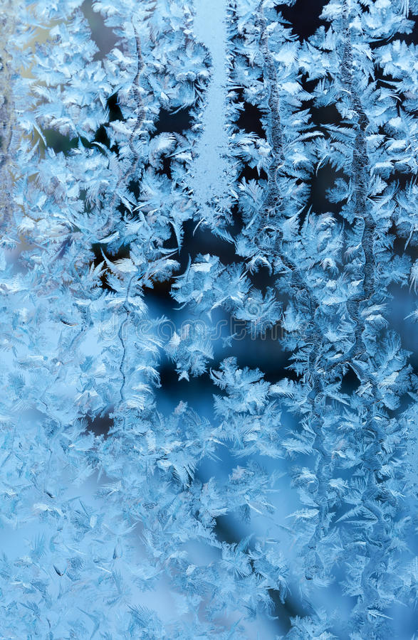 Download Frosty fine  pattern stock image. Image of decoration - 22285561