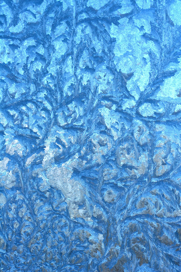 Download Frosty pattern stock image. Image of nature, snow, abstraction - 12004287