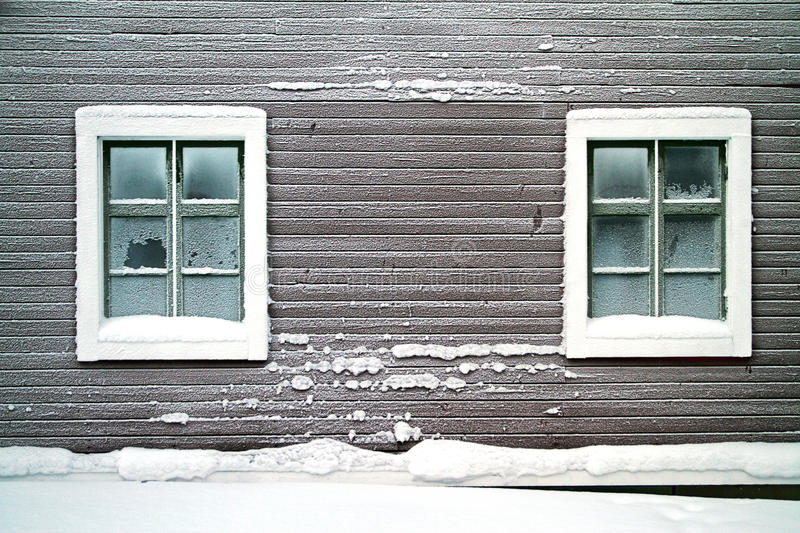 Frosty wall stock images