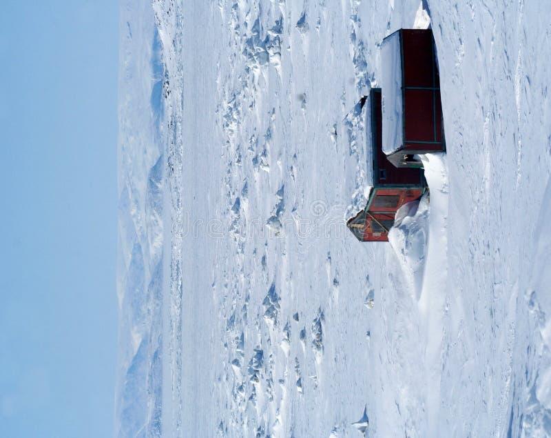 Download Frozen Arctic stock image. Image of wooden, frobisher - 14046835