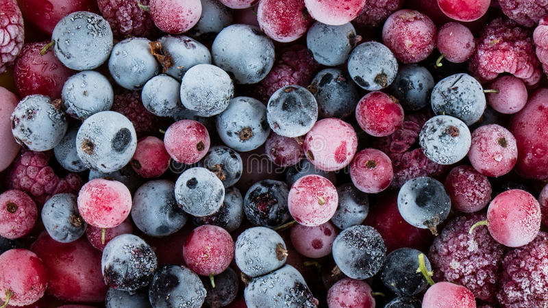 Download Frozen berries stock photo. Image of colorful, eating - 83901236