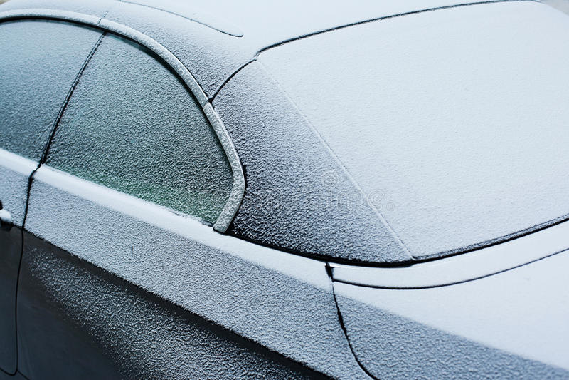 Download Frozen car detail stock photo. Image of sport, stuck - 28904162