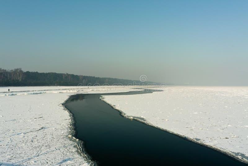 Download Frozen coastal sea stock image. Image of european, gulf - 22954821