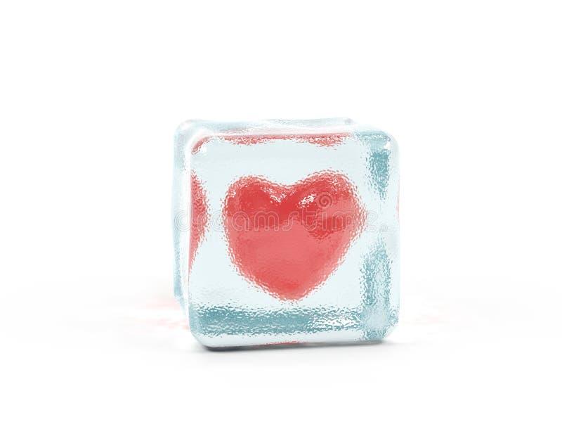Download Frozen Heart. Stock Photos - Image: 10615673