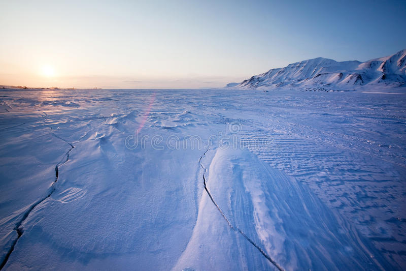Download Frozen Ice Landscape stock image. Image of tourism, frozen - 9651431