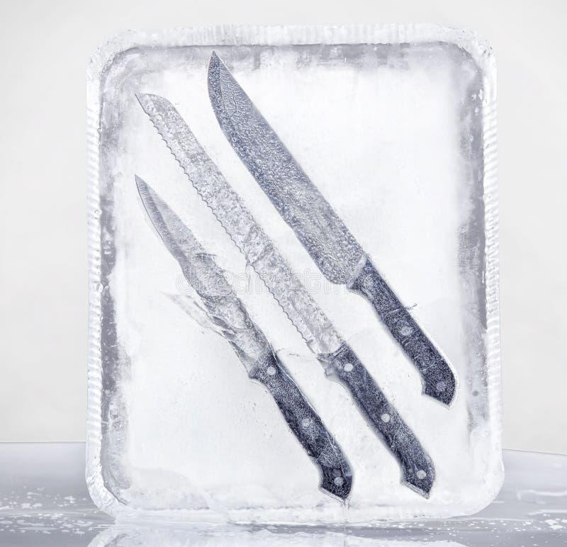 Frozen knives set 1