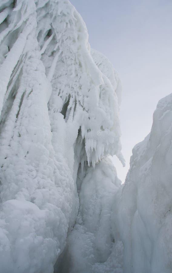Download Frozen Lake Baikal. Winter. Stock Photo - Image: 28212068
