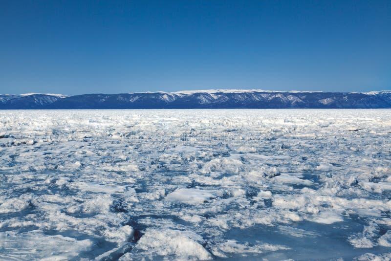 Download Frozen Lake Baikal. Winter. Stock Photo - Image of siberia, outdoor: 39511590